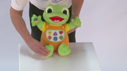 Leapfrog Hug and Learn Baby Tad - image 10 from the video