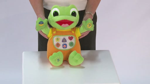Leapfrog Hug and Learn Baby Tad - image 3 from the video