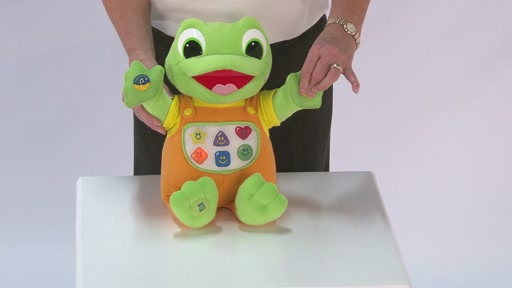 Leapfrog Hug and Learn Baby Tad - image 5 from the video