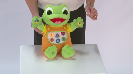 Leapfrog Hug and Learn Baby Tad - image 6 from the video