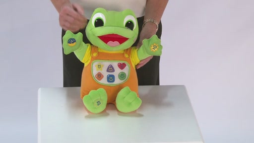 Leapfrog Hug and Learn Baby Tad - image 9 from the video