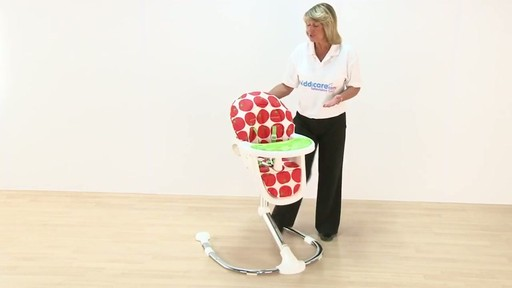 Cosatto 3 Sixti Highchair - image 1 from the video