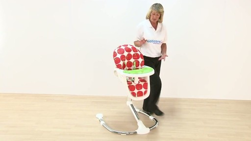 Cosatto 3 Sixti Highchair - image 2 from the video