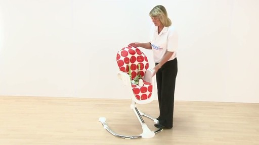 Cosatto 3 Sixti Highchair - image 9 from the video