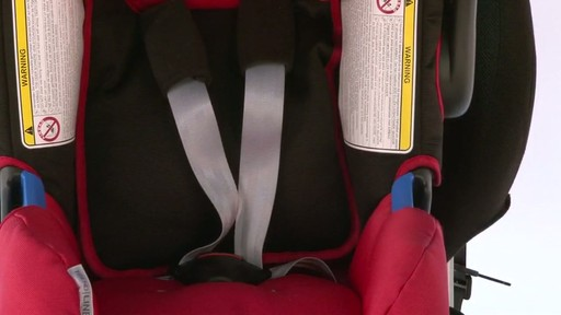 Britax Baby-Safe Plus Product Features - image 6 from the video
