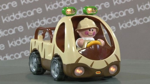 Tolo First Friends Safari Vehicle - Kiddicare - image 8 from the video