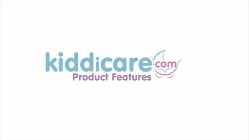 Kiddicouture Let's Do lunch Highchair-Product Features - image 1 from the video