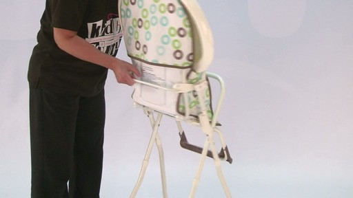 Kiddicouture Let's Do lunch Highchair-Product Features - image 10 from the video