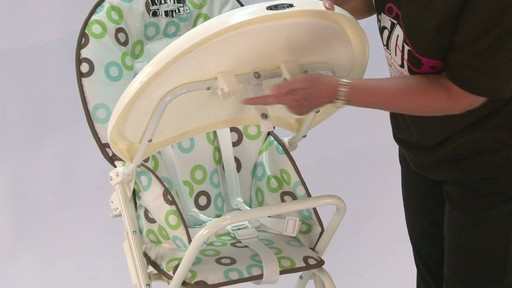 Kiddicouture Let's Do lunch Highchair-Product Features - image 6 from the video