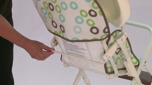 Kiddicouture Let's Do lunch Highchair-Product Features - image 8 from the video
