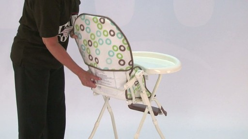 Kiddicouture Let's Do lunch Highchair-Product Features - image 9 from the video