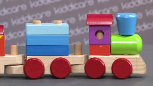 Country train 1 by chicco buzzing brains stacking train