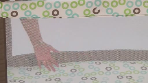 Sleepi Travel Cot Product Features - image 6 from the video