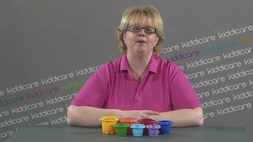 Tolo Rainbow Stackers - Kiddicare - image 3 from the video