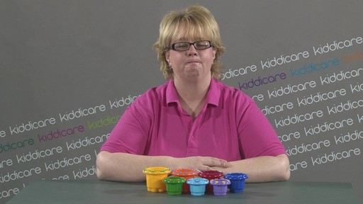 Tolo Rainbow Stackers - Kiddicare - image 4 from the video