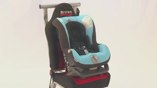 Britax First Class Plus Features - Kiddicare - image 2 from the video