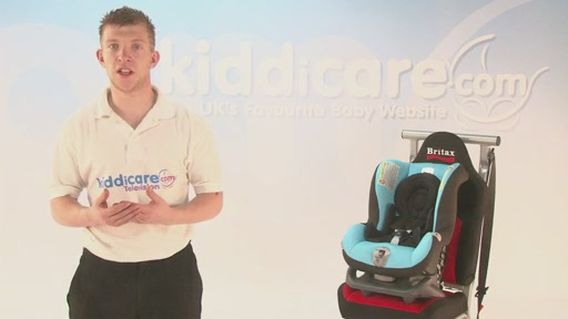 Britax First Class Plus Features - Kiddicare - image 3 from the video