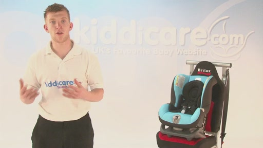 Britax First Class Plus Features - Kiddicare - image 8 from the video