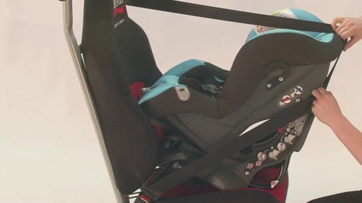 Britax First Class Plus Features - Kiddicare - image 9 from the video