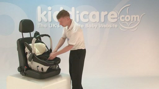 Concord Intense Car Seat - Kiddicare - image 3 from the video