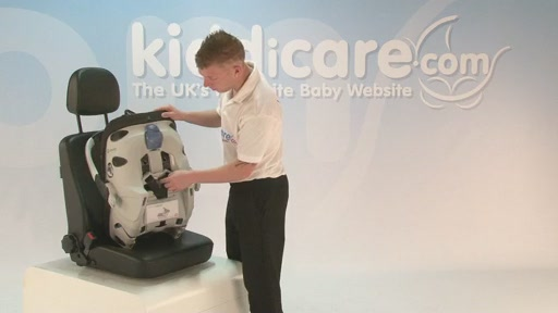 Concord Intense Car Seat - Kiddicare - image 4 from the video