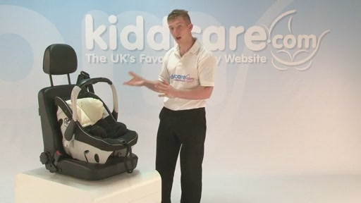 Concord Intense Car Seat - Kiddicare - image 5 from the video