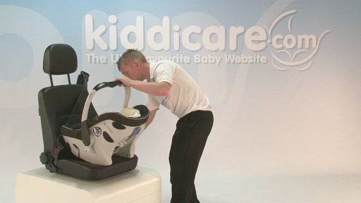 Concord Intense Car Seat - Kiddicare - image 6 from the video