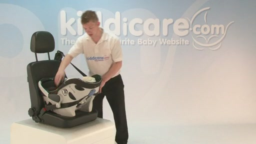 Concord Intense Car Seat - Kiddicare - image 8 from the video
