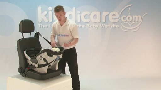 Concord Intense Car Seat - Kiddicare - image 9 from the video