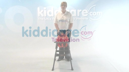 Cosatto Hiccup Highchair - Kiddicare - image 1 from the video