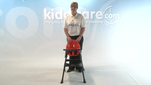 Cosatto Hiccup Highchair - Kiddicare - image 2 from the video