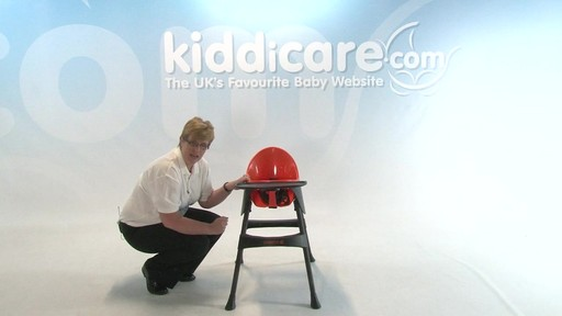 Cosatto Hiccup Highchair - Kiddicare - image 9 from the video
