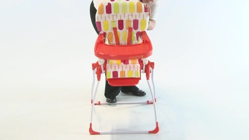 Cosatto Slim Jim Highchair - Kiddicare - image 1 from the video