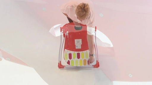 Cosatto Slim Jim Highchair - Kiddicare - image 8 from the video