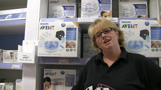 Avent Bottle Feeding Essentials Set - Kiddicare - image 1 from the video