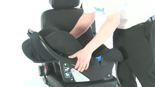 Britax Baby Safe Car Seat -Kiddicare - image 6 from the video
