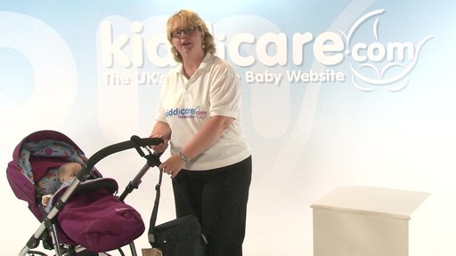 My Buggy Buddy Clip - Kiddicare - image 6 from the video