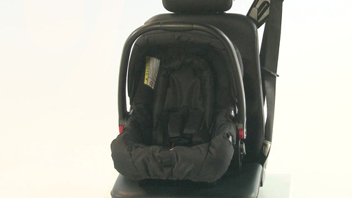 Kiddicouture Fizz Car Seat - Kiddicare - image 2 from the video