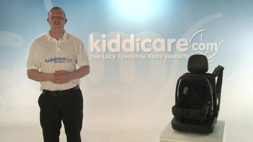 Kiddicouture Fizz Car Seat - Kiddicare - image 3 from the video