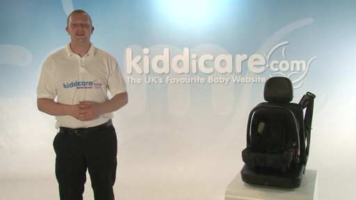 Kiddicouture Fizz Car Seat - Kiddicare - image 8 from the video