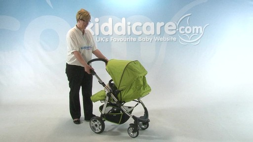 iMAX Pushchair - Kiddicare - image 1 from the video
