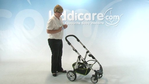 iMAX Pushchair - Kiddicare - image 10 from the video