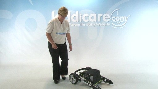 iMAX Pushchair - Kiddicare - image 9 from the video