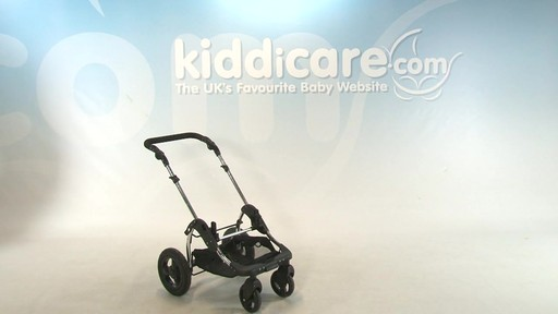 Kiddicouture Fizz Pushchair - Kiddicare - image 4 from the video