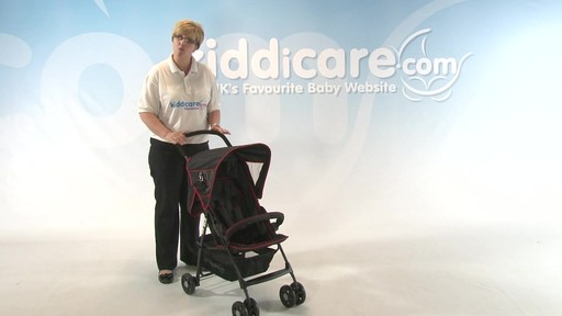 Kiddicare.com Smart Pushchair - Kiddicare - image 1 from the video