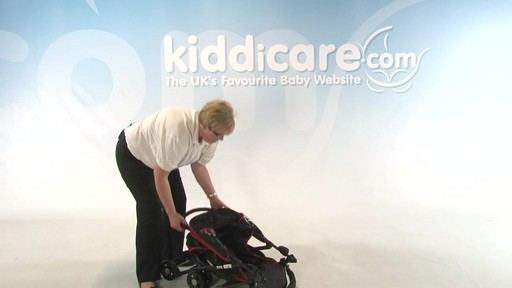 Kiddicare.com Smart Pushchair - Kiddicare - image 10 from the video