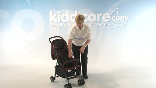Kiddicare.com Smart Pushchair - Kiddicare - image 3 from the video