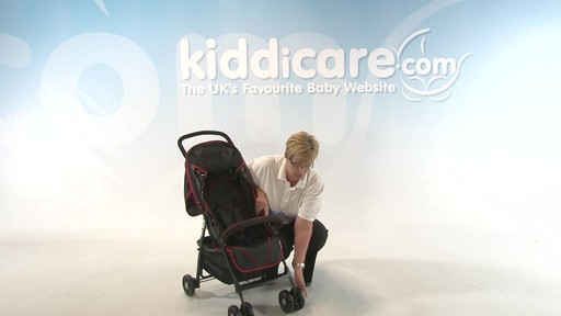 Kiddicare.com Smart Pushchair - Kiddicare - image 6 from the video