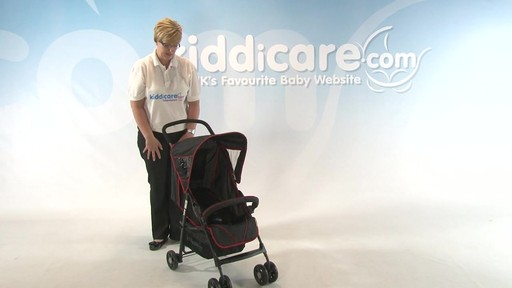 Kiddicare.com Smart Pushchair - Kiddicare - image 8 from the video