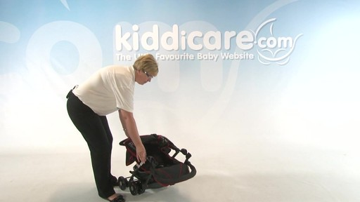 Kiddicare.com Smart Pushchair - Kiddicare - image 9 from the video